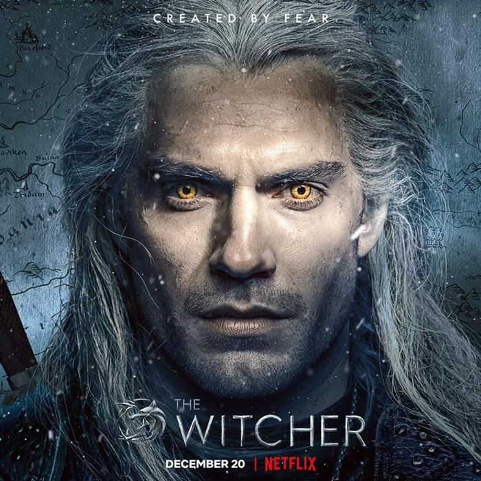 The Witcher, JLFantasy